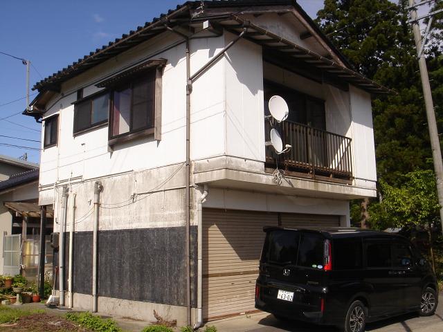 森川アパート 2階