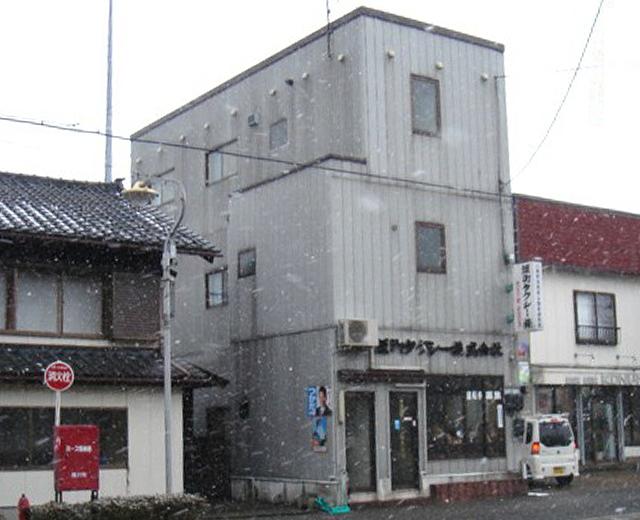 坂町タクシービル 外観